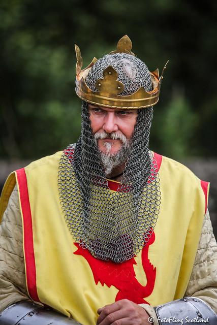 King Robert the Bruce