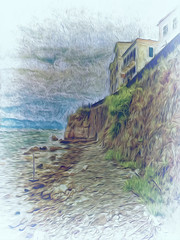 """Corfu 33 - """"Corfu rocks!"""""""