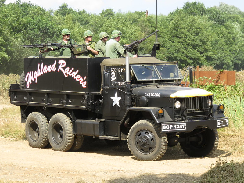 2018 War & Peace Revival show 28768579767_8d7930548e_c