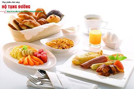 Bệnh tiểu đường nên ăn gì? Thực đơn 3 bữa sáng – trưa – tối