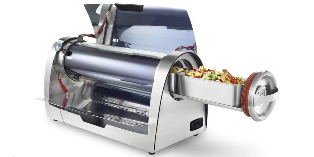 GoSun Fusion : Le four hybride qui cuisine le jour et la nuit