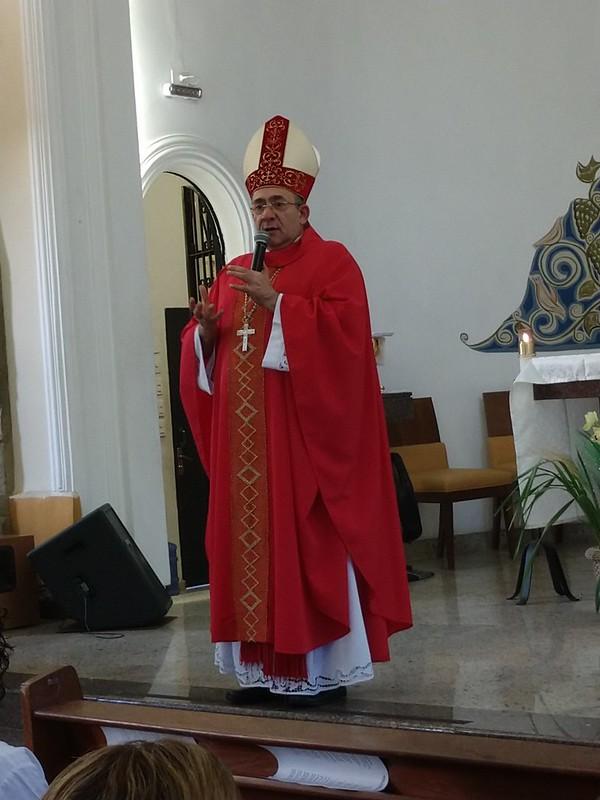 Paróquia e Capela dedicada à São Pedro, celebram a vida de seu padroeiro