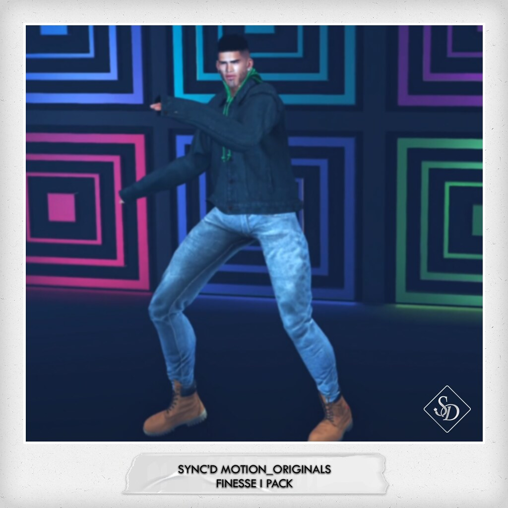 Sync'D Motion__Originals - Finesse I