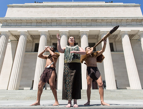 Maori performance at the Auckland War Memorial Museum. From 5 Things to Do in Auckland for Educators