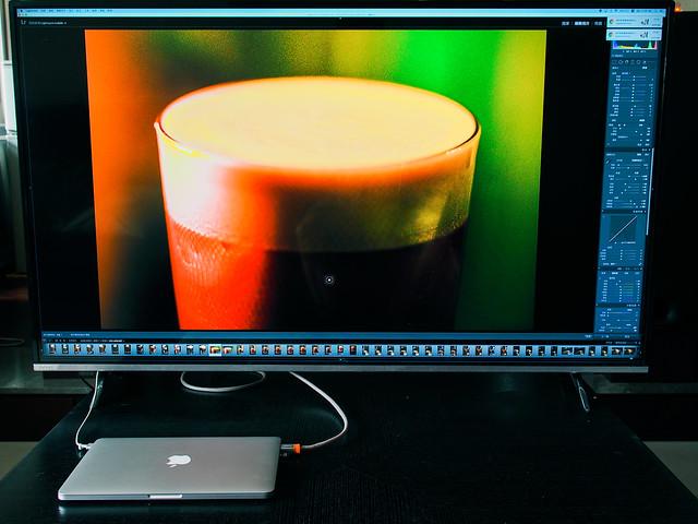 <體驗> | 大螢幕大享受。智慧藍光好護眼&#8211; BenQ 55JM700 4K HDR 55吋電視