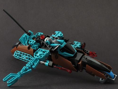 Throwbo-Rider