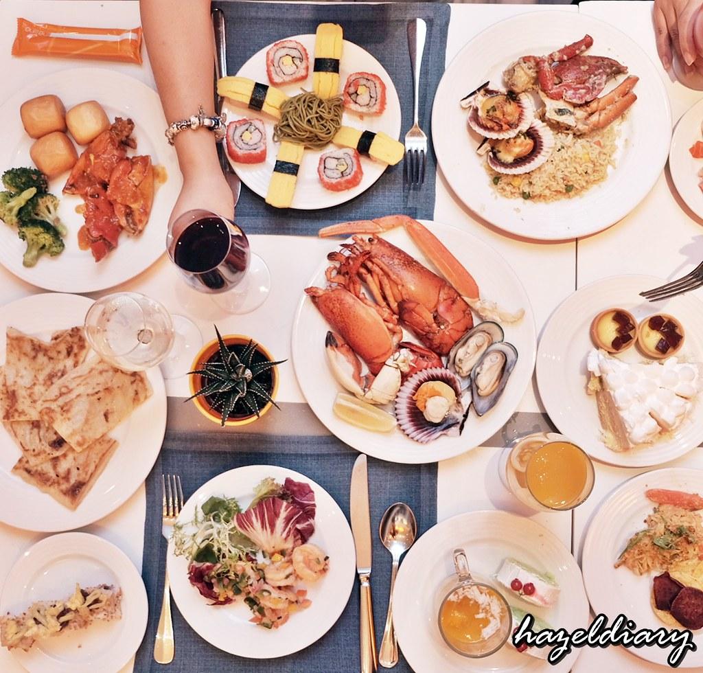 The Line Shangri-La Hotel-Durian buffet-4