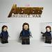 Lego Avengers Infinity War White Wolf(Bucky) minifigures custom by Biao Custom
