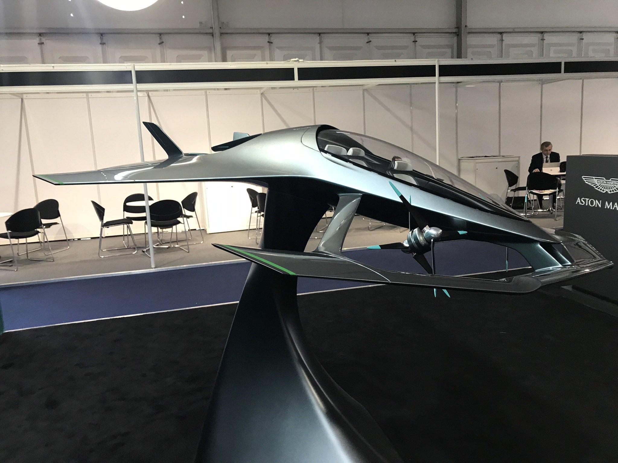 Aston Martin Volante Vision Pprune Forums