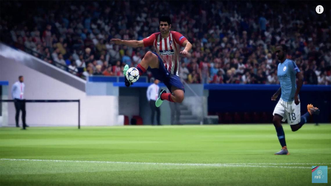 FIFA 19'da aktif temas detayları ve trailer