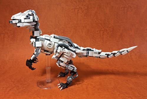 LEGO Mecha Velociraptor-04