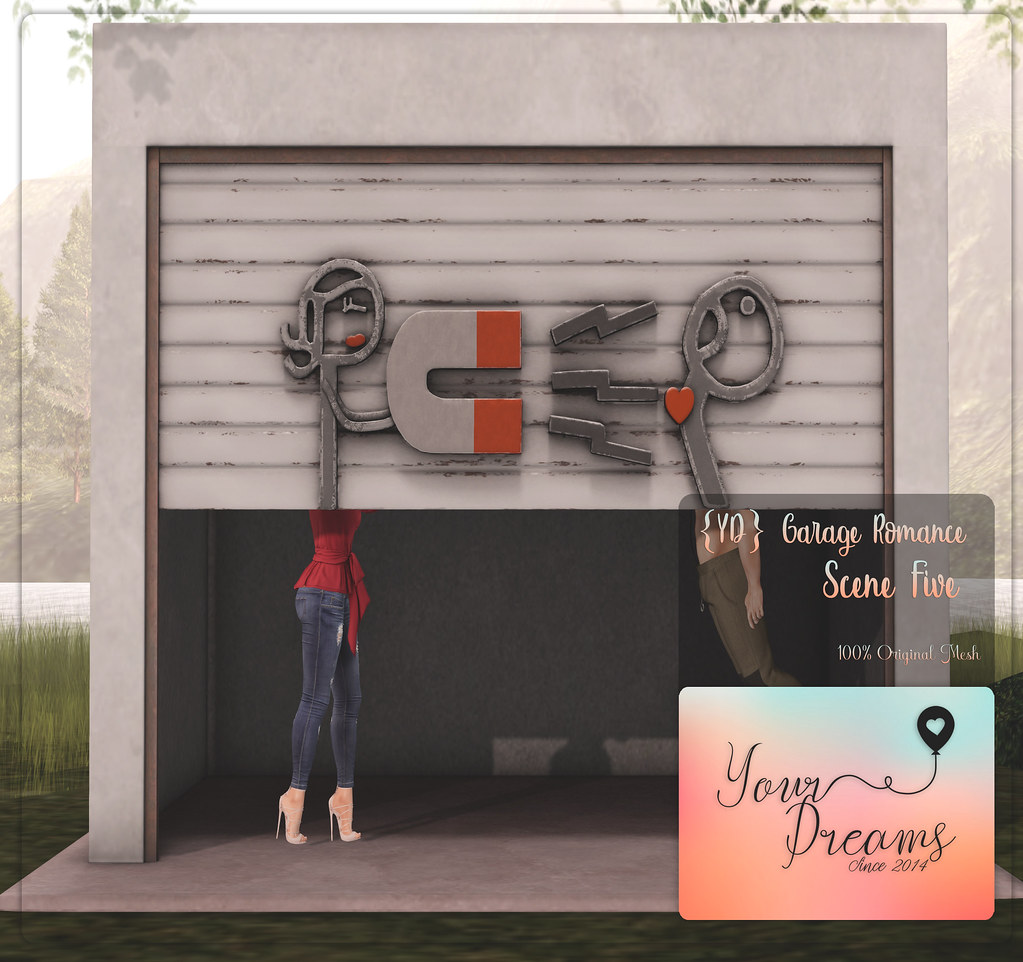 {YD} Garage Romance – Scene Five