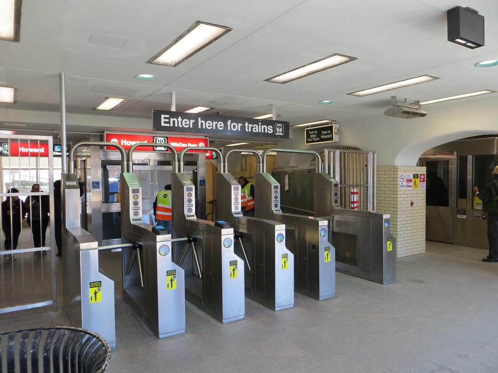 Loyola Station Renovation