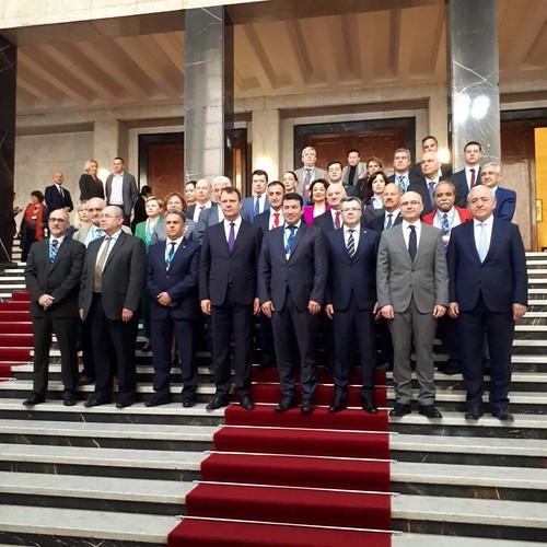 18.04.2018 Reuniunea Comisiei cultură, educație și afaceri sociale a APCEMN