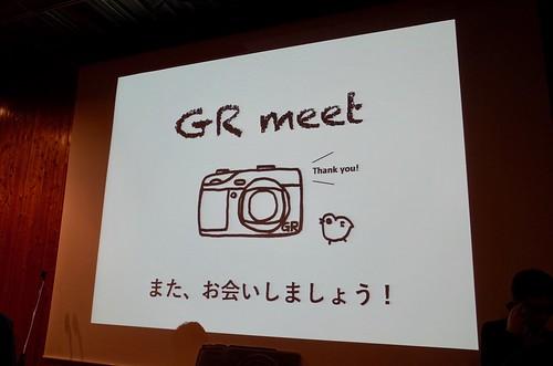 GR meet