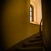 Inside the Hirtshals lighthouse by Birgit F