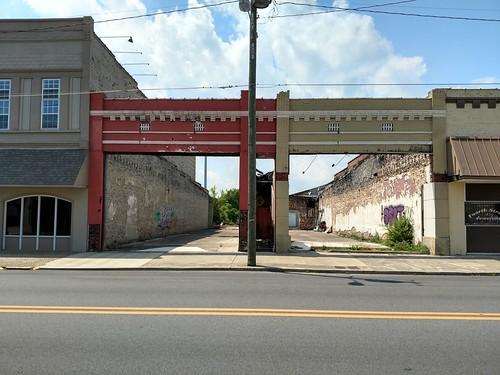 Gadsden, Alabama - Missing Buildings