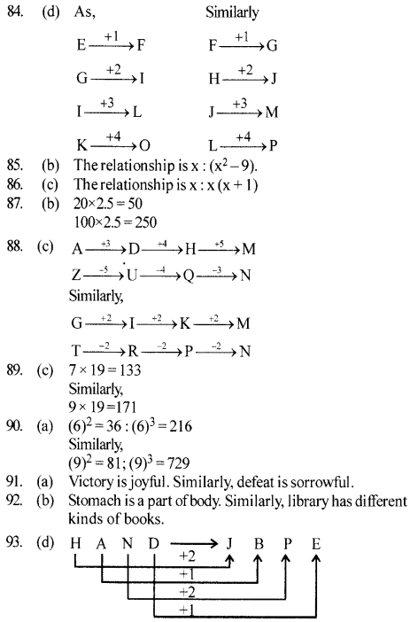 ssc-reasoning-solved-papers-analogy - 20