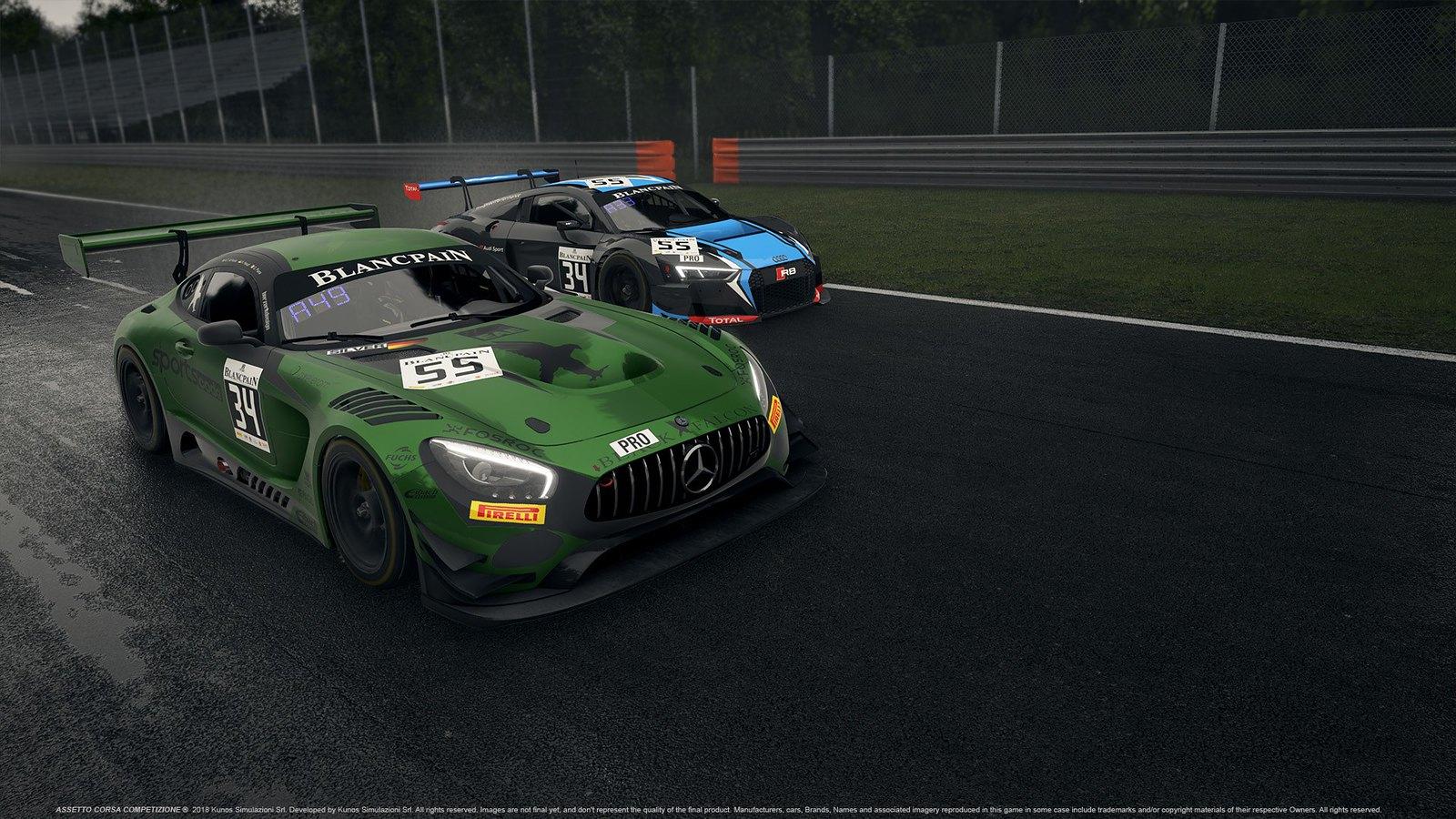 Assetto Corsa Competizione 4