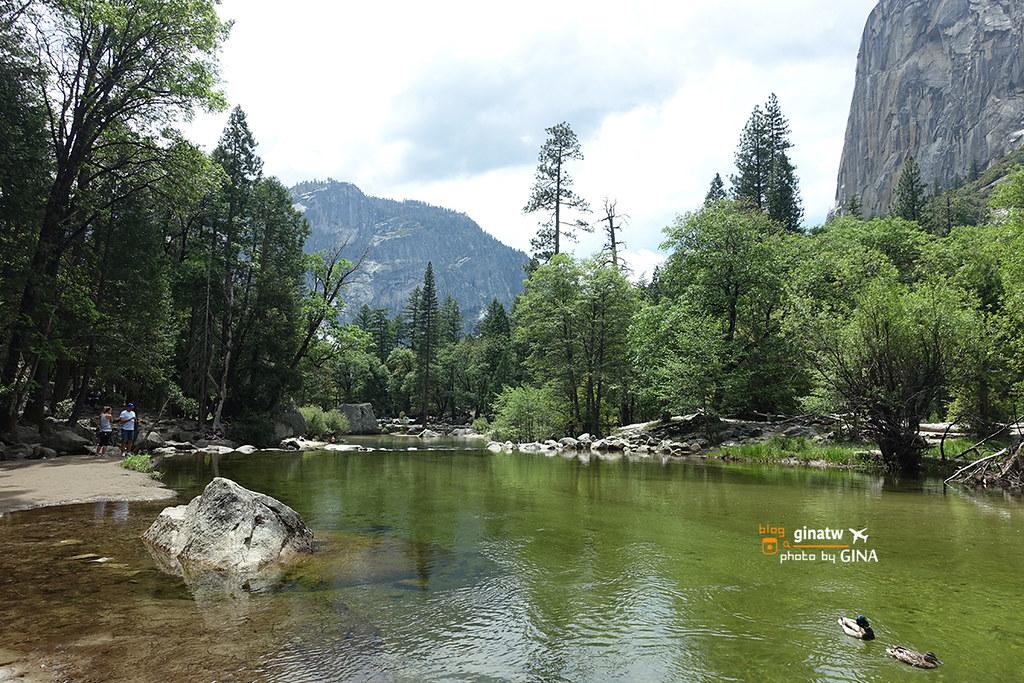 美國自助》舊金山出發 優勝美地國家公園(Yosemite National Park)一個人也可以去! @Gina Lin