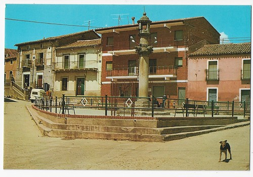 Nombela (Toledo) : Plaza Generalísimo...