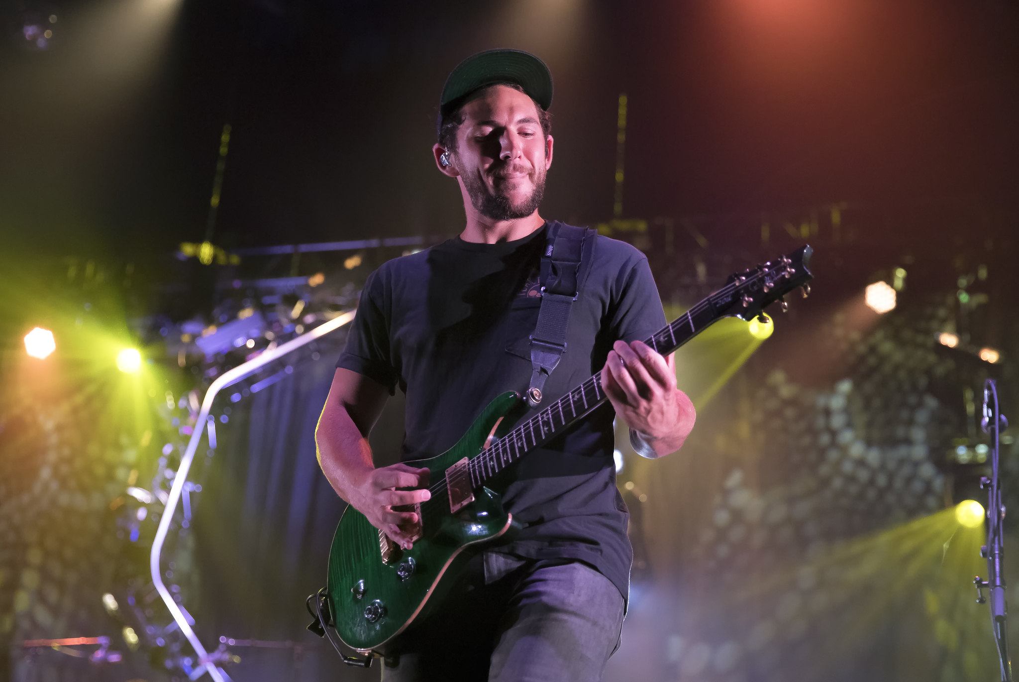 Zach Meyerowitz of Rebelution