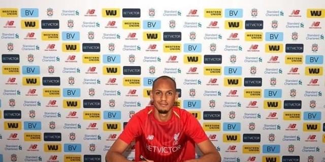 Fabinho Ingin Brasil Banyak Trofi Untuk Di Liverpool