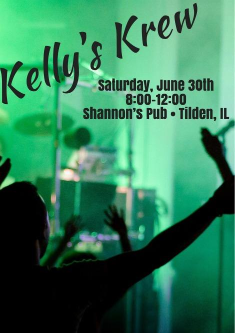 Kelly's Krew 6-30-18
