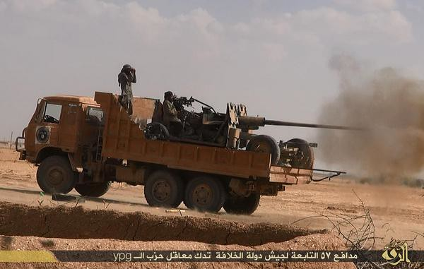 57mm-S-60-truck-ISIS-syria-2014-spz-1