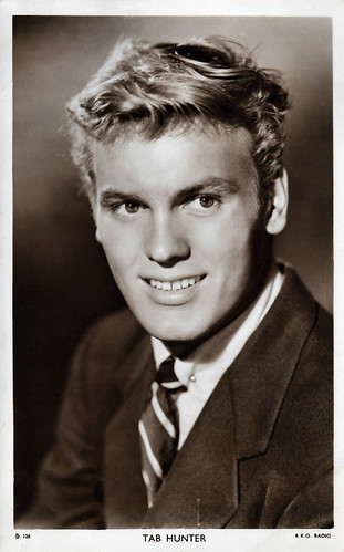 Tab Hunter (1931-2018)