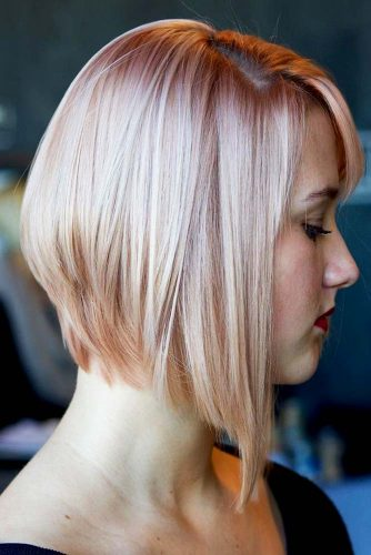 2018 Best Bob Hairstyles Female- IdeasTo Refresh Your Style. 9