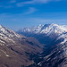 view from mount Cheget to the Baksan gorge by *ALLA*