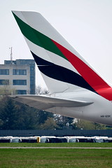 Airbus A380-861 A6-EDK — Emirates Airlines