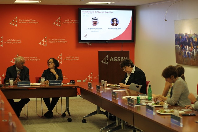 A Conversation with Dr. Abdel Aziz Aluwaisheg GCC Assistant Secretary-General
