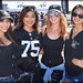 Oakland Raiderettes @ Coliseum by billypoonphotos