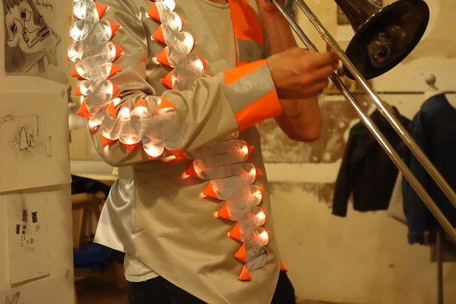 Boris's Trombone Breathing Vest