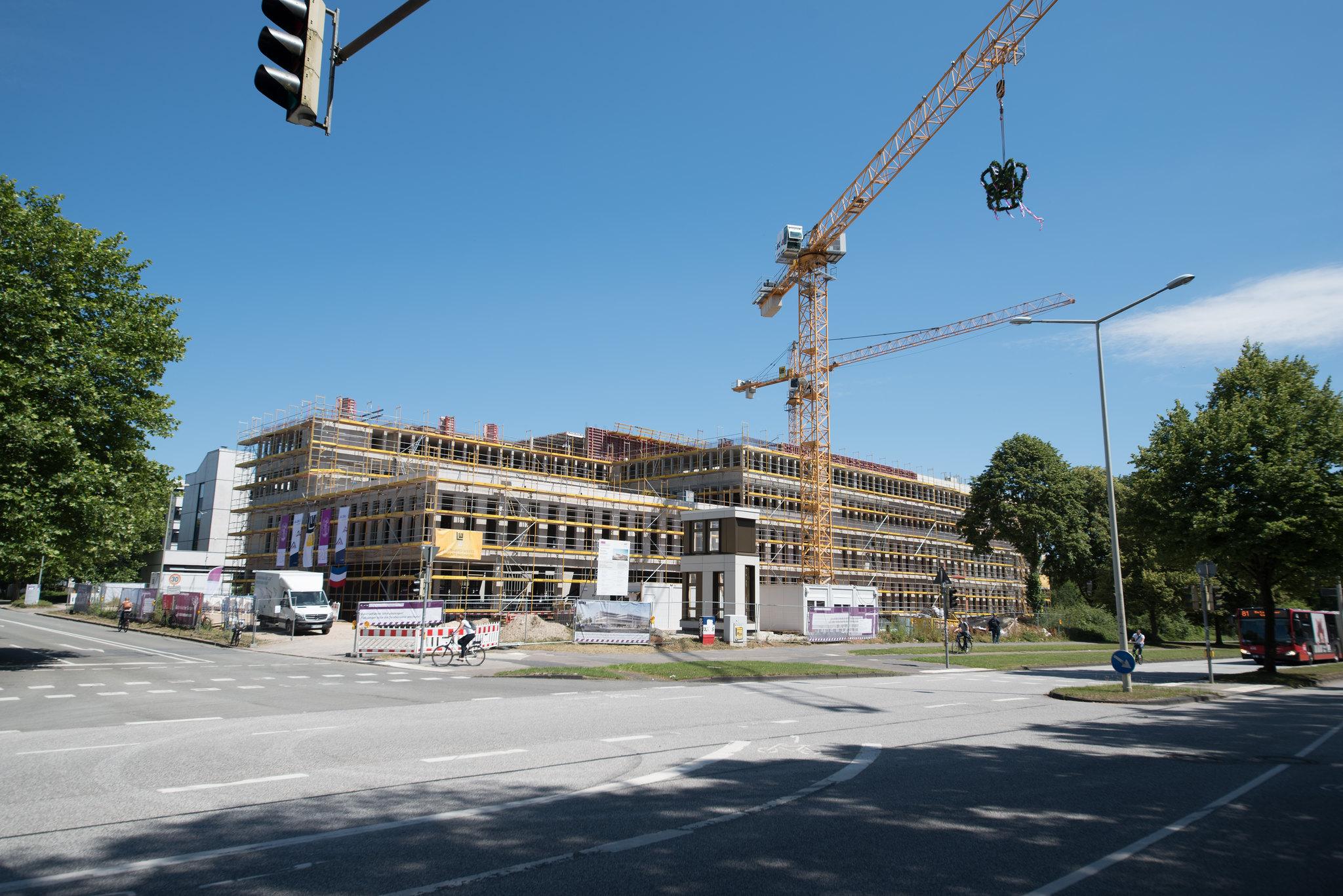 Neubau Juridicum