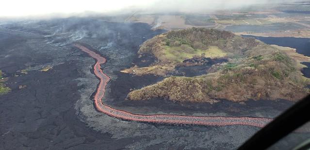 06/29/2018 Kilauea, HI - East Rift Zone Eruption