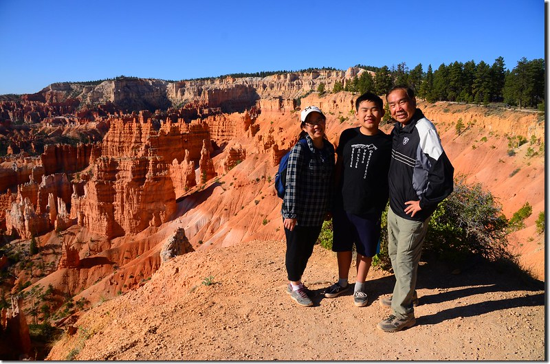 Rim Trail, Bryce Canyon (1)