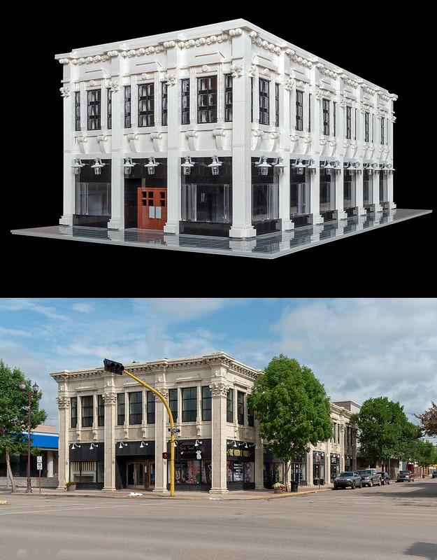 kellyrev Yorkton Hudson's Bay Company comparison