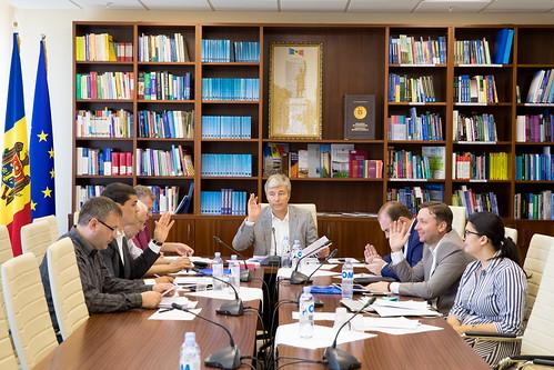 11.07.2018 Şedinţa Comisiei securitate naţională, apărare şi ordine publică