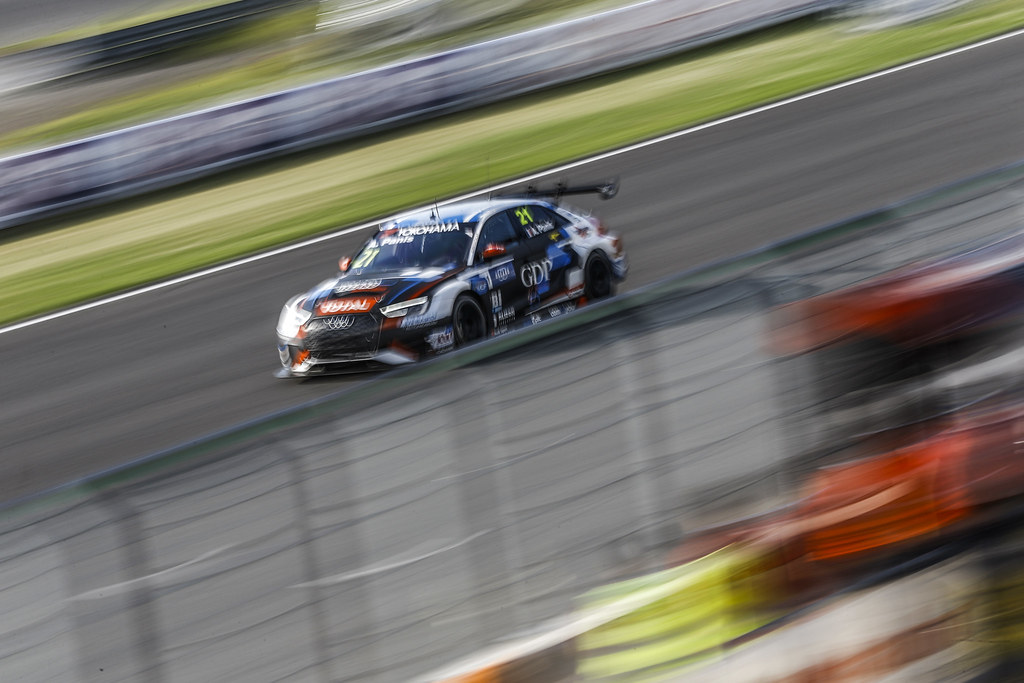 21 PANIS Aurelien, (fra), Audi RS3 LMS TCR team Comtoyou Racing, action during the 2018 FIA WTCR World Touring Car cup race of Slovakia at Slovakia Ring, from july 13 to 15 - Photo Jean Michel Le Meur / DPPI