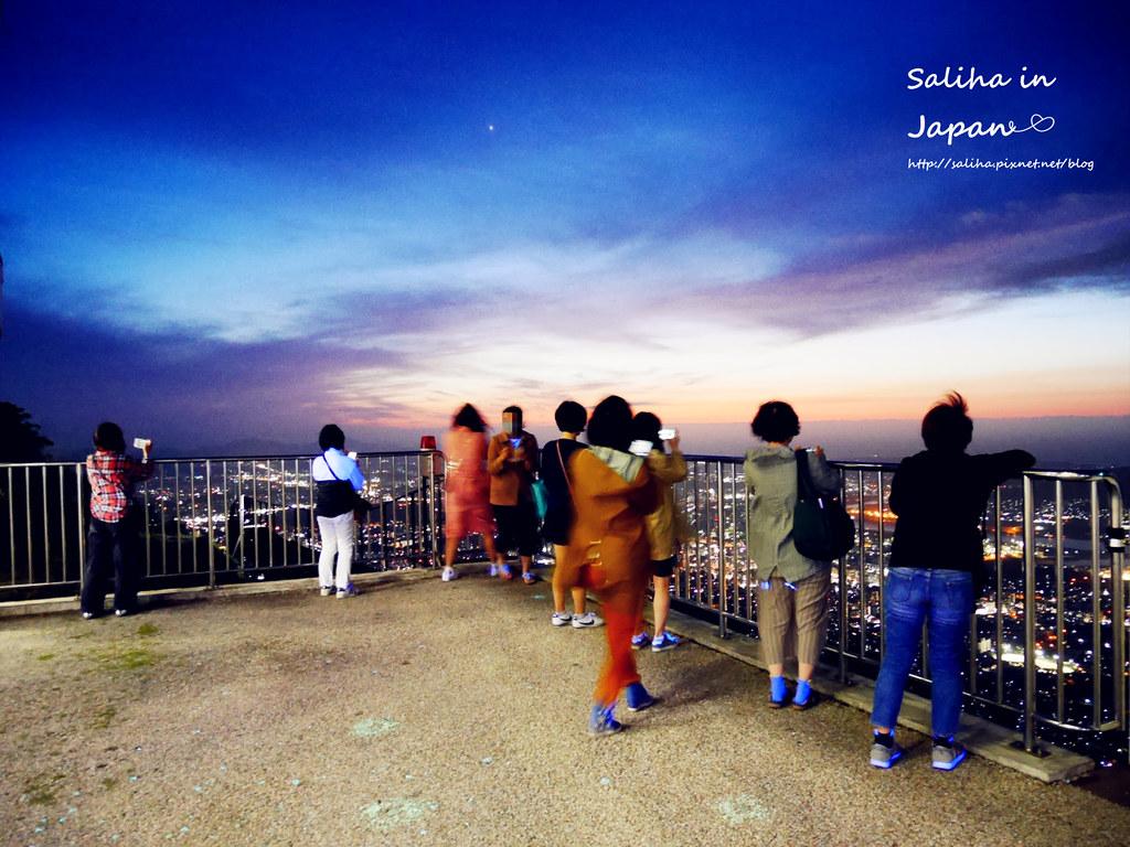 皿倉山夜景纜車 (27)