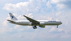 VP-BLI Boeing 777-200 IrAero