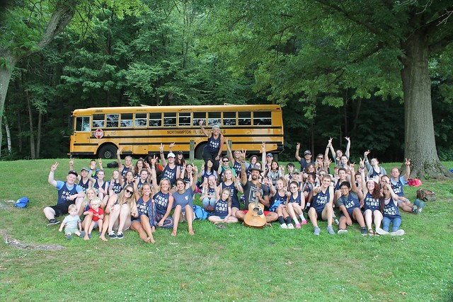 Clarke's Summer Camp Students Rock with Michael Franti