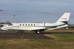 Cessna 680 Citation Sovereign OK-EMA Travel Service