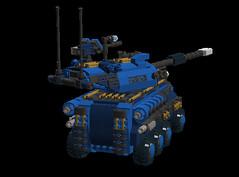 o6 robin tank ''finished''