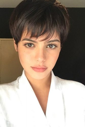 60+Pretty Ladies Short Haircuts -They Have Dreamt Of This Hairstyles 15
