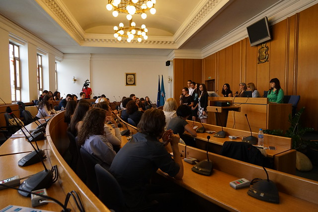 "The Eight-day Program of the ""Balkan Youth Forum"" Wraps Up"