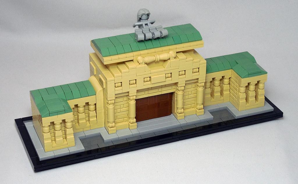 LEGO® MOC by Vitreolum: Surge Castle